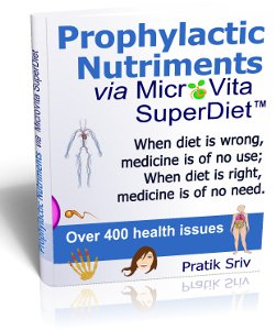 Enjoying Your Prophylactic Nutriments Via MicroVita SuperDiet?